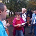 Жители Савёловского района требуют пересмотреть проект реконструкции транспортного узла у платформы «Гражданская»