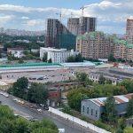 Житель Головинского района расследовал, кто контролирует стройку на Кронштадском бульваре
