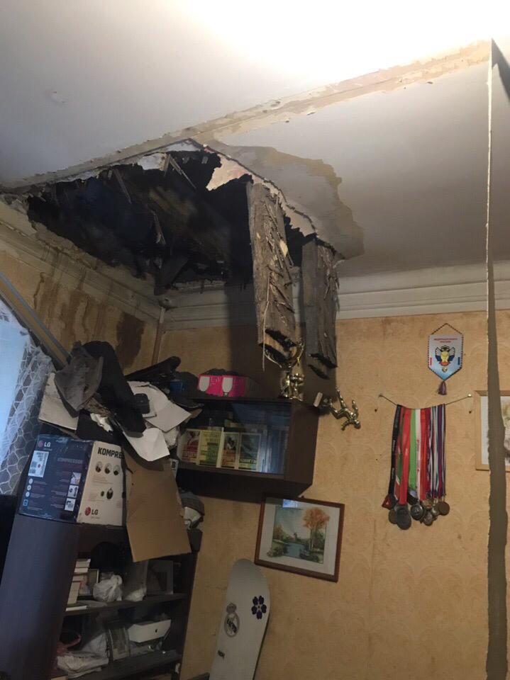 «У нас было пять обрушений перекрытий за год». Жители дома в Войковском просят переноса в первую волну реновации - Наш Север