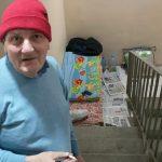 Живший в ховринском подъезде журналист устроился на работу