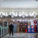 Южный вестибюль метро «Динамо» закроется на реставрацию до 29 мая